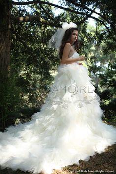 【楽天市場】ウェディングドレス_ウエディングドレス_プリンセス(w1106)二次会ドレス:ブライダルアモーレ
