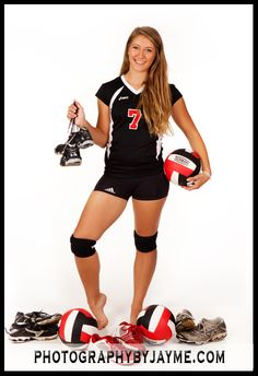 girls volleyball portraits - Google Search love this!!!