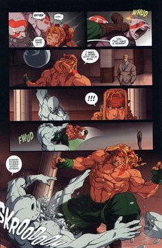 Street Fighter Unlimited Issue #9 - Read Street Fighter Unlimited Issue #9 comic online in high quality