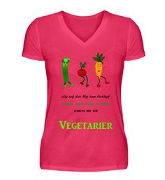 Vegetarier Gemüse Karotte Tomate Lauch T-Shirt Vegan Fashion, Ethical Fashion, Vegan Shopping, Vegan Clothing, Vegan Lifestyle, Dame, Style Inspiration, How To Make, Outfits