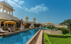 World's Top 50 Hotels: The Oberoi Udaivilas, Udaipur, Rajasthan, India