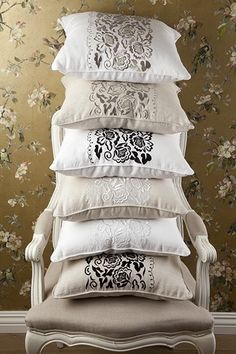 Lace Cushion Covers