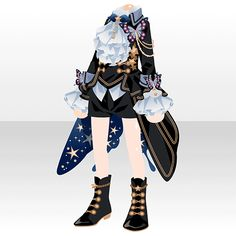 I need to make some adjustments, but I can see Akari wearing this.