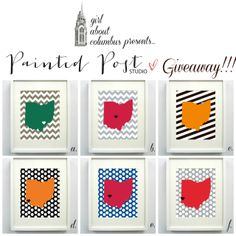 Ohio Painted Post Giveaway! | girl about columbus