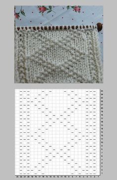 Loom Knitting Stitches, Knitting Paterns, Fair Isle Knitting Patterns, Crochet Stitches Patterns, Knitting Charts, Loom Patterns, Knitting Designs, Knitting Socks, Knitting Projects