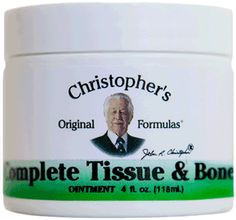 Dr. Christophers - Complete Tissue & Bone ointment