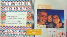 Como organizo minha vida de mãe (e mulher e esposa e profissional). Apresentando meu Daily Planner 2016 da Paperview. Organização e decoração.