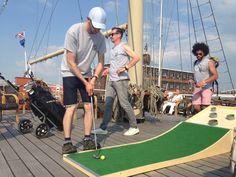Les plus belles photos de l'European Urban Golf Cup 2016 - BogeyMag