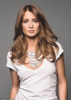 Millie Mackintosh - Obsessed with this hair color