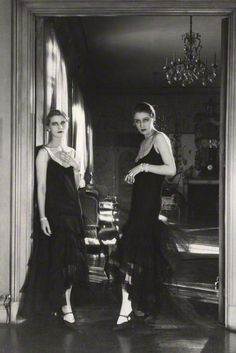 Lee Miller and Marion Morehouse, 1929 © Cecil Beaton Studio Archive, Sotheby's London.