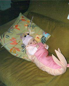 adorable baby shrimp