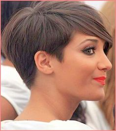 pixie long on top short on sides - Google Search