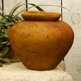 Found it at Wayfair - Ancient Round Jar Planter