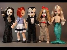 Living Dead Doll Series 30 - Case of 5 - Living Dead Dolls Series 30