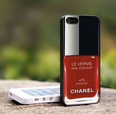 Funda Custom Art Chanel