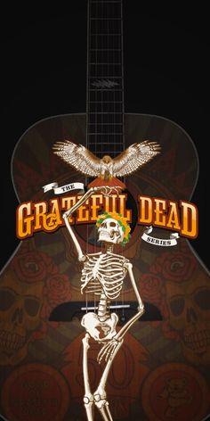 Grateful Dead Series Skeleton