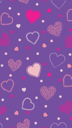 Lindo 💜 pretty phone wallpaper, purple wallpaper, locked wallpaper, heart w Pretty Phone Wallpaper, Cute Patterns Wallpaper, Glitter Wallpaper, Heart Wallpaper, Purple Wallpaper, Locked Wallpaper, Cute Wallpaper Backgrounds, Cellphone Wallpaper, Pretty Wallpapers