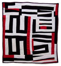 "Gee's Bend Quilts - Mary Lee Bendolph, 47 x 49"" at Elizabeth Leach Gallery (sold)"