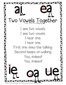 2 VOWELS Teach long vowels using this catchy song;I taught pre-k in my home for over 10 years and this is how I taught everyone to read before they went to Kindergarten! Phonics Rules, Phonics Words, Jolly Phonics, Spelling Rules, Word Study, Word Work, Teaching Vowels, Vowel Activities, First Grade Phonics