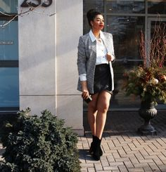 FRANCETA JOHNSON | blog *: A Day in Outfits with MYNT 1792