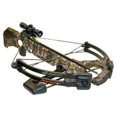 Barnett Penetrator Package w/ Quiver 3 20inch Arrows And 4x32 Scope Bar-78401 in Sporting Goods | eBay