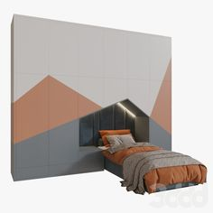Cabinet Dimensions, Arch Interior, Modern Materials, Bed Sizes, Kid Beds, Kids Bedroom, Furniture Sets, Children, Home Decor