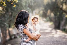 Mother daughter portrait by Nature's Reward Photography