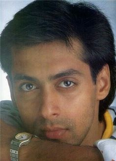 Salman Khan young