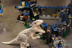 LEGO Jurassic World - Indominus Rex