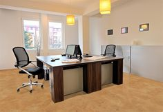 We provide customized Office Cubicles, Modern Office Desk Design & Office Cabin Partitions at low rates in Gurgaon. Contact us for modern office workstations design. Modern Office Desk, Office Floor, Cork Flooring, Vinyl Plank Flooring, Flooring Tiles, Office Interior Design, Office Interiors, Feng Shui, Divas