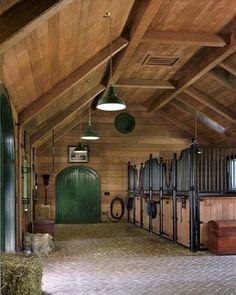 Very nice, I wish I had my own barn