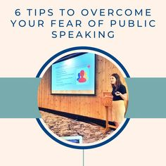 REALTOR® Rebecca Donatelli speaks to real estate pros all over the country, but she wasn't always comfortable speaking in front of a crowd. Here are her six public speaking tips.