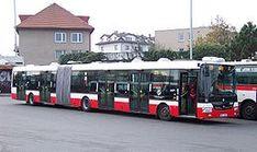 Strašnice, Prague, the Czech Republic. Bus terminal near Skalka metro station. North Asia, Bus Terminal, Metro Station, Public Transport, Buses, Transportation, Tourism, Europe, Train