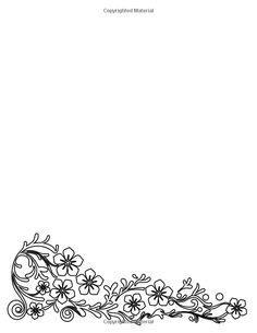 simple-flower-design-border-120686.jpeg (1616×2315 ...