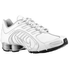 Nike Shox Navina - Women\u0027s White/White/Black/Metallic Silver | Width -