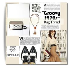 """""""Opelle ~ contest ~"""" by dolly-valkyrie ❤ liked on Polyvore featuring Issa, Kate Spade and opellebags"""
