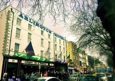 Overlooking the River Liffey, The Arlington is in the heart of Dublin and home to Dublin's longest-running traditional Irish dinner and dancing show, which. Arlington Hotel, Irish Dinner, Dublin Hotels, Irish Traditions, Times Square, Ireland, River, Gallery, Image