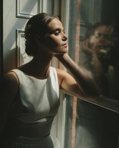 Alexandra grecco bridal~~ Photographer : Meghan Kay Sadler