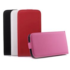 Matte Glossy PU PC Leather Protective Case For Samsung S5 i9600