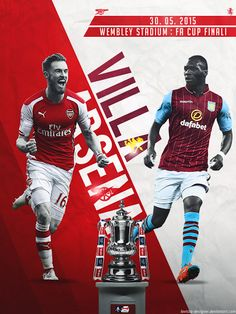The Arsenal Channel : Arsenal v Aston Villa (F.A.Cup Final, Sat 30th May...
