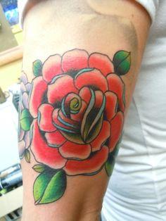 tattoo by Paul Marino