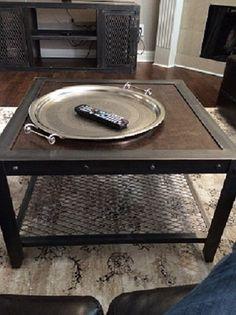 Custom Vintage Look Industrial café tabla 017  muebles de