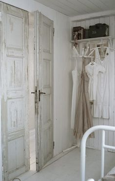 white wash doors love it all