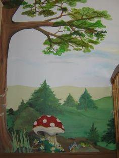 """*Fun Art 4 Kids: Murals """"Fun Spaces"""""""
