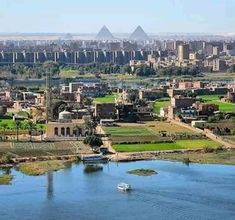 Cairo Egypt, Giza, River, Mansions, House Styles, Places, Outdoor, Cities, Outdoors