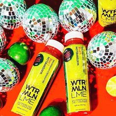 Get the party started with WTRMLN LME. #WTRMLNWTR