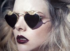 Moda de la Mode: Winter Sunglasses