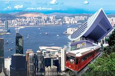 Các điểm tham quan tại Hong Kong vô cùng nhiều cho bạn tham quan