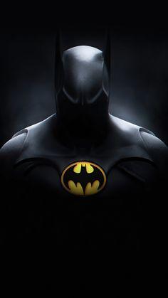 Batman Comic Wallpaper, Batman Artwork, Ultimate Batman, Michael Keaton Batman, Batman Concept, Batman Quotes, Batman Universe, Dc Universe, Nananana Batman
