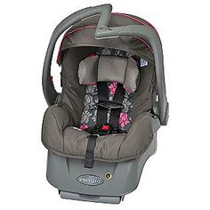 Evenflo Embrace LX Infant Car Seat Alhambra